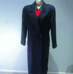 Vintage Ashley Scott Wool Coat